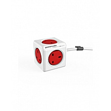 PowerCube Extended SURGE UK - Red