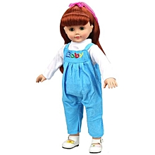 Henoesty Baby Doll Clothes Cute Clothing Rompers Outfits For 18 Inch American Girl Doll