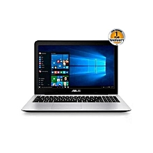 "X556U-XX606D - 15.6"" - Intel core i7 - 1TB HDD - 4GB RAM - No OS Installed - Blue & Silver."