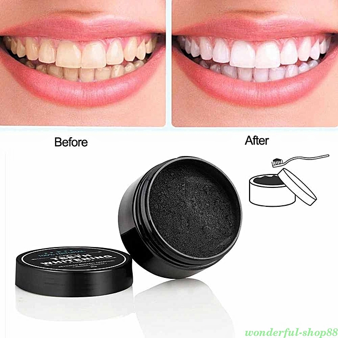 8f07412216b Generic Teeth Whitening Natural Activated Charcoal Tooth Powder ...