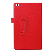 Folding Stand Leather Case Cover Holder For Lenovo Tab2 A8-50F RD