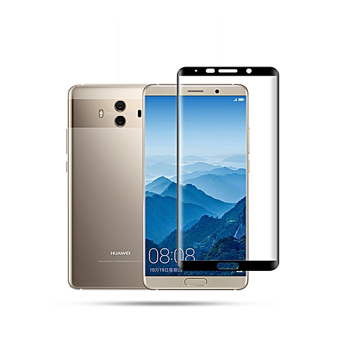 new styles 4c642 f0b18 Huawei Mate 10/Mate 10 Pro/Mate 10 Lite Tempered Glass 3D Full Cover  Protective Screen Protector HUAWEI MATE 10 PRO black