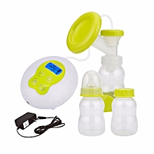 AEG-02 - Maximiou Electric Breast Pump - 10mm x 10mm - Green