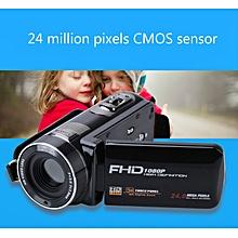 24 Million Pixel 18x high speed zoom HD Home video camera