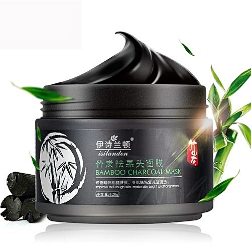 120g Black Mud Deep Cleansing Blackhead Remover Purifying Peel Face Mask