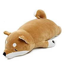 Anime Shiba Inu Dog Soft Plush Pillow Cushion Animal Pet Doll Stuffed Toy Gift