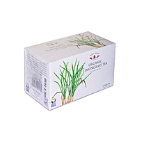 Organic Lemongrass Tea - 25 Bags