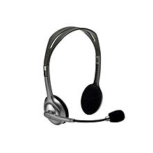 H110 - Stereo Headphone - Grey