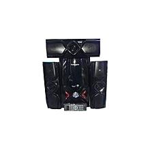 APU -A19- Bluetooth Subwoofer - 3.1- Black and Gold