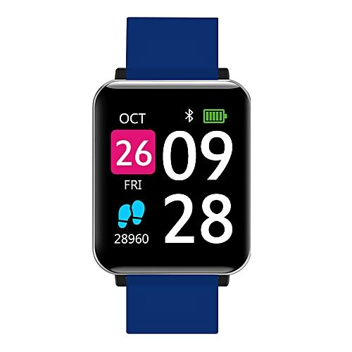 Fitness Tracker Activity Tracker Watch (Blue)