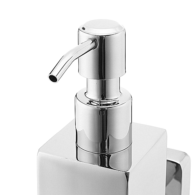 Buy Generic Stainless Steel Hand Soap Dispenser Liquid Bottle Holder