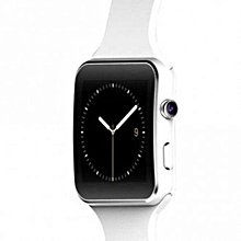 Smart Watch Bluetooth X6 Smartwatch With SIM/TF Slot-White