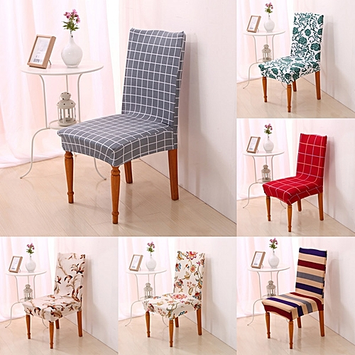 Buy Generic Antifouling Banquet Elastic Stretch Spandex Chair Seat Cover Party Dining Room Wedding Decor Best Price