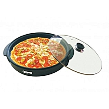 Pizza Pan/Non-Stick Heating Plate 1X4 .