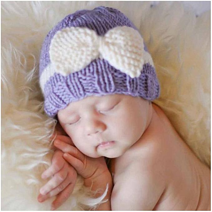 Generic Newborn Baby Girl Boy Infant Toddler Knitting Wool Crochet