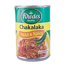 Chakalaka Mild & Spicy - 400g