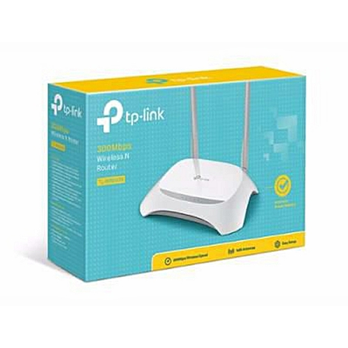 TL-MR3420 - Wireless N Router - 3G/4G - White