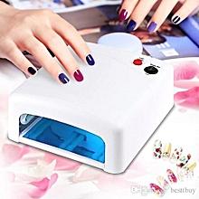 36W UV Lamp Gel Nail Dryer