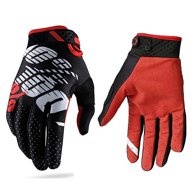 Buy Allwin Men Women Full Finger Motorcycle Sports Breathable Gloves
