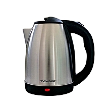 TG2018  RAPID  ELECTRIC STAINLESS STEEL CORDED  KETTLE  BLACK