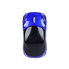 2.4GHz 1200DPI Wireless Optical Mouse USB Scroll Mice for Tablet Laptop BU