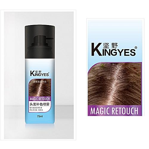 Generic Disposable Hair Colorr Loss Color-filled Hair Spray Hair ...
