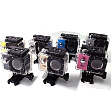 SJ4000 freestyle 2inch LCD 1080P Full action camera 30 meters waterproof DV camera sports helmet SJcam DVR00 JY-M