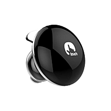 New Touch Ultra Mini Bluetooth Earphones Wireless Headset Noise Cancelling 4.1 Portable Earphone With Microphone(Black)