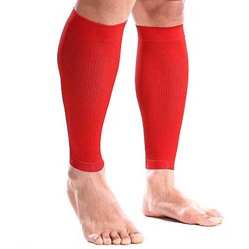 d135fb8132a6e Generic Sports Calf Sleeves Compression Leg Guard Running Football Calf Shin  Support Calf Muscle Relieve Wrap