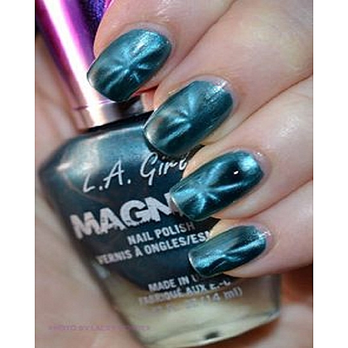 Buy L.A GIRL Magnetic Nail Polish - Magnetic Field @ Best Price ...
