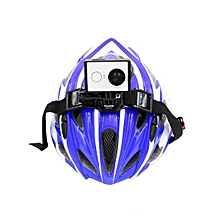 Bicycle Helmet MounT-strap for Xiaomi Yi Gopro Aee Actioncamera Xiaomi Yi Accessories-