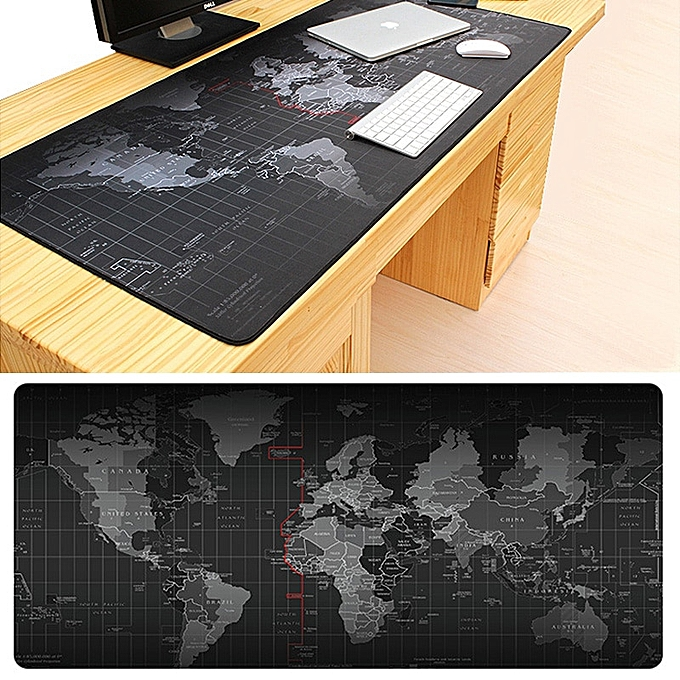 7dfdf874f7d ... Old World Map Large Gaming Mouse Pad Lockedge Mouse Mat Keyboard Pad  Desk Mat Table Mat ...