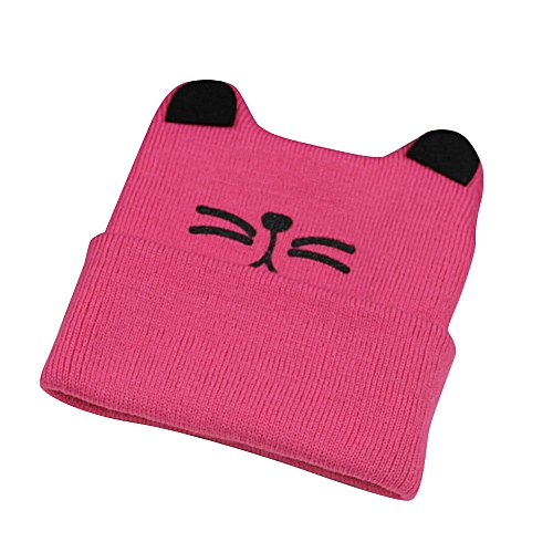 d2d414f9e store b8243 5c675 jiuhap store newborn baby girls boys kids cat cap ...