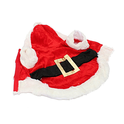 Buy Universal Pet Puppy Dog Cat Christmas Clothes Santa Claus