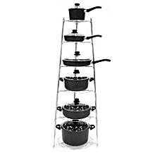 Cookware Storage Rack