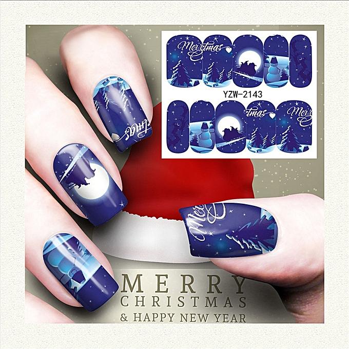 Buy MUYI Nail Art Stamper Gel Tips DIY Stamping Drawing Image ...
