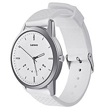 Lenovo Watch 9 Bluetooth Smartwatch Fitness Tracker Support iOS and Android WHITE