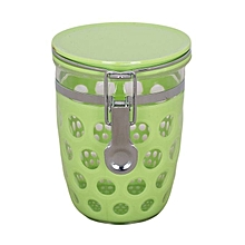 Salt & Sugar - Container/ Multipurpose Storage - Green