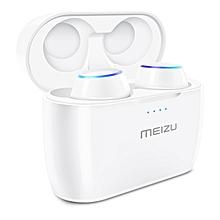 MEIZU POP TWS True Wireless Bluetooth Earphones In-ear Earbuds with Microphone - WHITE
