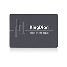 Solid State Drive SATA III Computer Component - Black