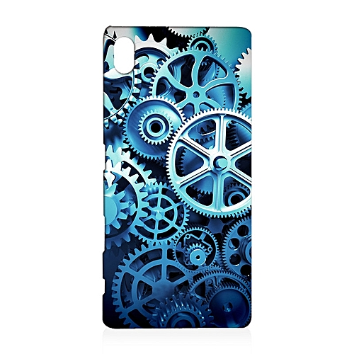 cheap for discount 32412 81dfe Plastic Hard Cartoon Phone Case for SONY Xperia Z5 Premium/Z5 Plus/Z5+ With  A Ring