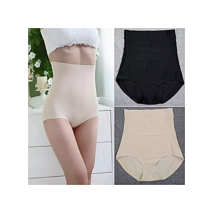 b272b3a01d7 Generic Seamless High Waist Slimming Shape Underwear