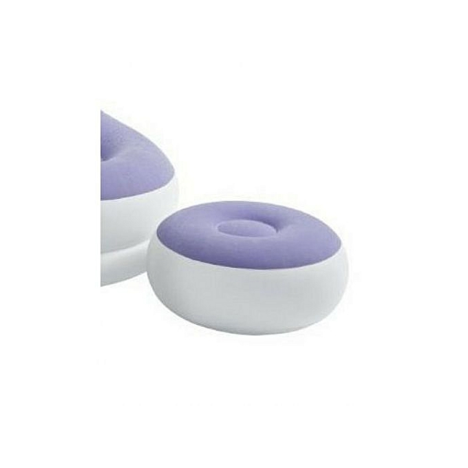 Intex Inflatable Seat Ottoman Lilac Purple Best