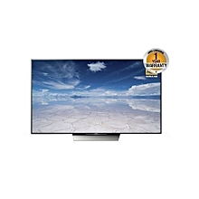 55X8500F  - Smart UHD 4K LED TV - Android OS - Black