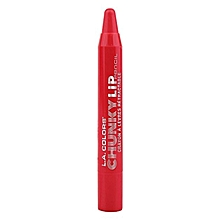 Chunky Lip Pencil-Hot Red