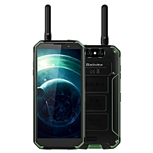 BV9500 Pro Rugged Phone, 6GB+128GB, IP68 Waterproof Dustproof Shockproof, Walkie-talkie, Dual Back Cameras, 10000mAh Battery, Side Place Fingerprint Identification, 5.7 inch Android 8.1, NFC, Wireless Charge(Green)