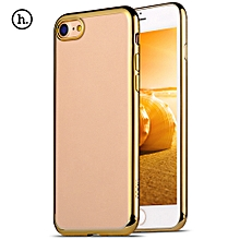 Electroplate Plating TPU Case For IPhone 7 - Golden