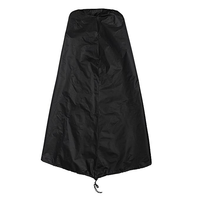 Dust Covers Garden Outdoor Black Waterproof Uv Chimenea Shape Protector Quality Cover Home & Garden