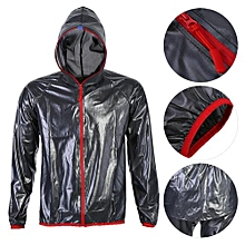 【clearance Sale+ready Stock】Unisex Outdoor Windproof Waterproof Rainwear Suits Cycling Sports Rain Coat Pants (XL)
