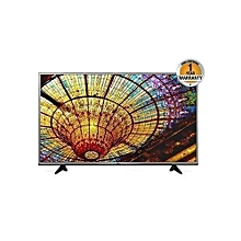 "49"" - 49UJ630V  - Smart UHD 4K LED TV - HDR - Black"